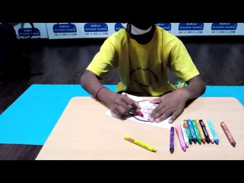 Blindfold coloring #12, Download drawings