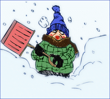 Blizzard clipart #7, Download drawings
