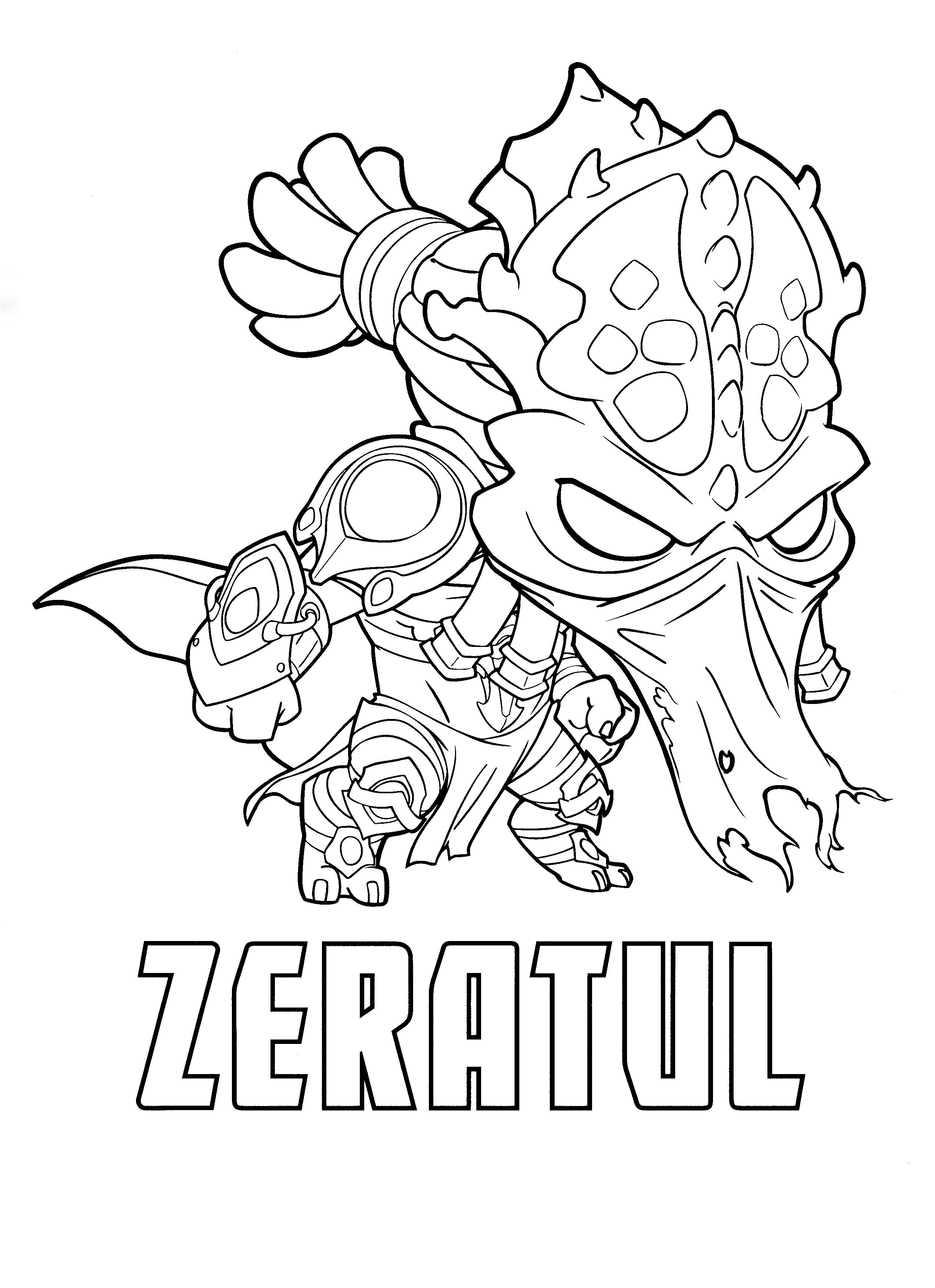 Warcraft 3 coloring #12, Download drawings