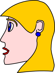 Blonde clipart #11, Download drawings
