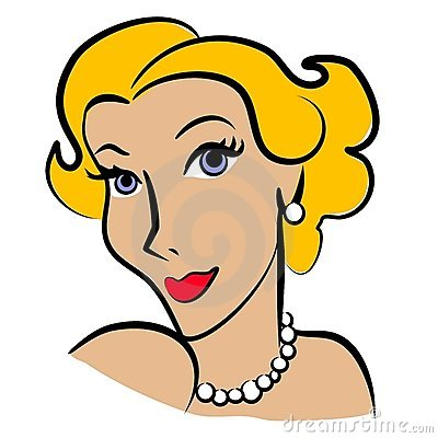 Blonde clipart #20, Download drawings