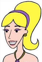 Blonde clipart #19, Download drawings