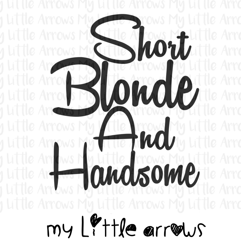 Blonde svg #14, Download drawings