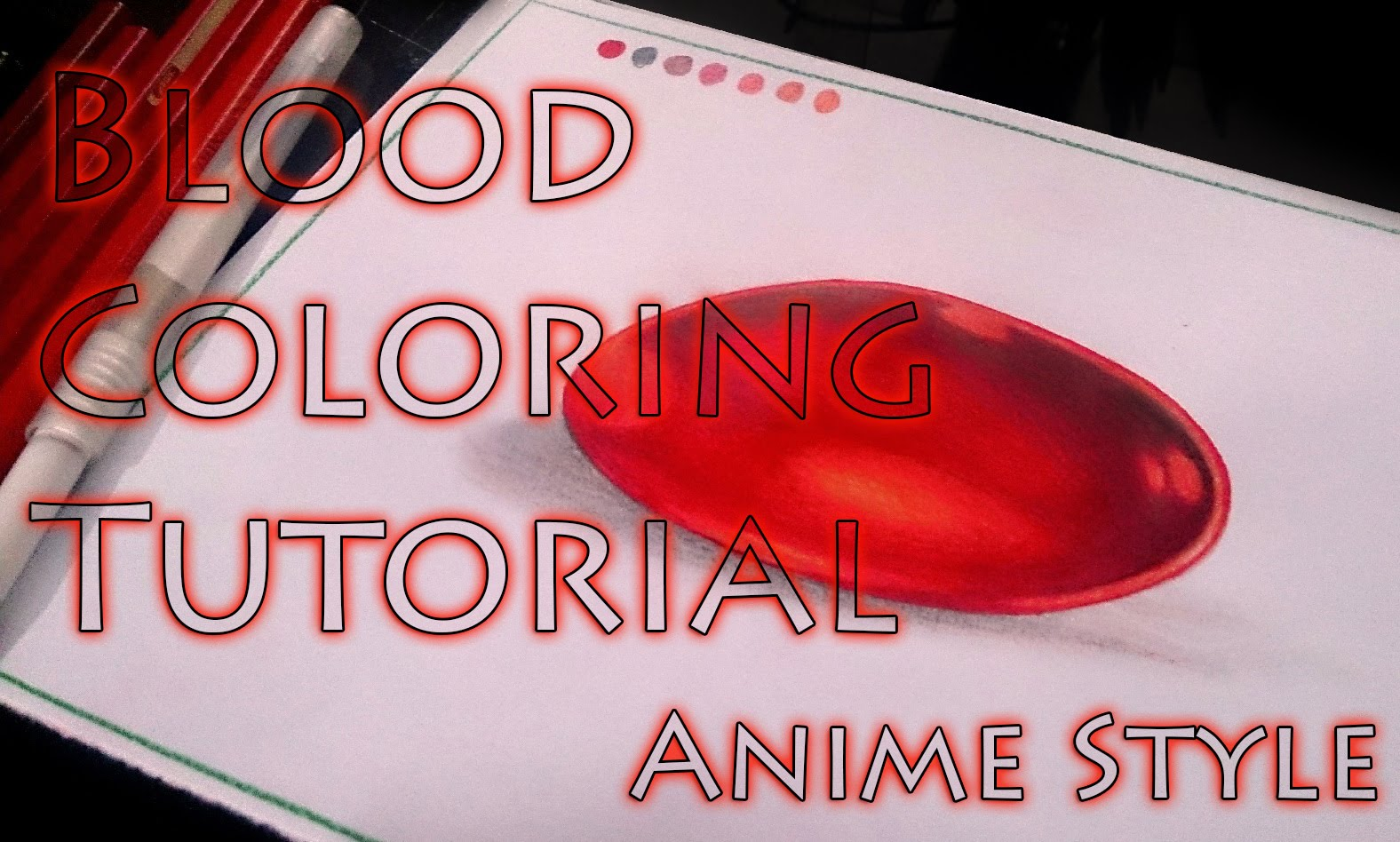 Blood coloring #12, Download drawings