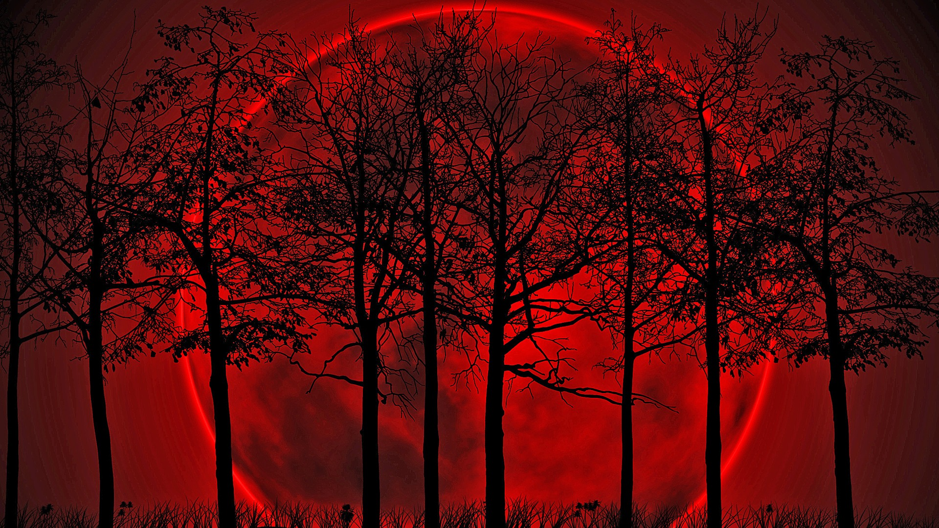 Blood Moon clipart #2, Download drawings