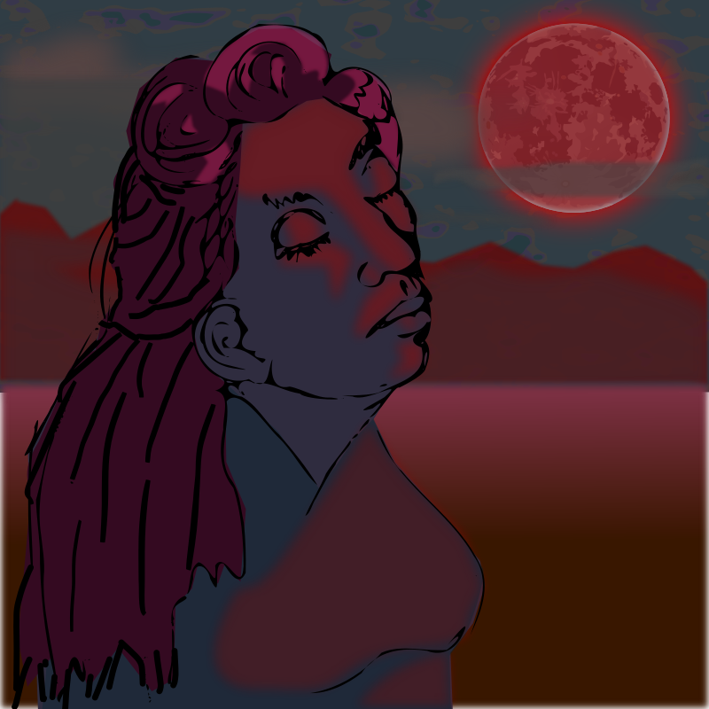 Blood Moon clipart #8, Download drawings