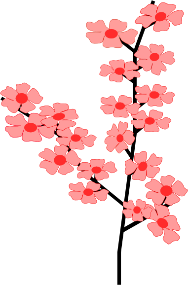 Blossom clipart #13, Download drawings