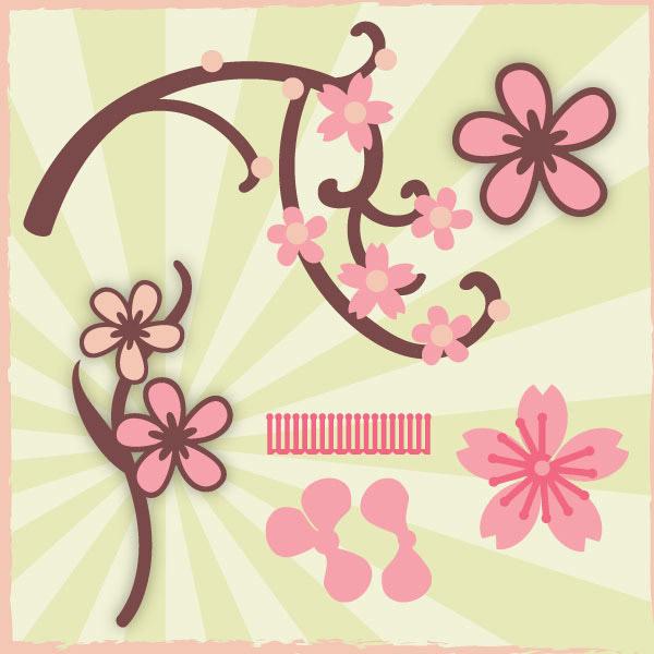 Sakura Blossom svg #17, Download drawings