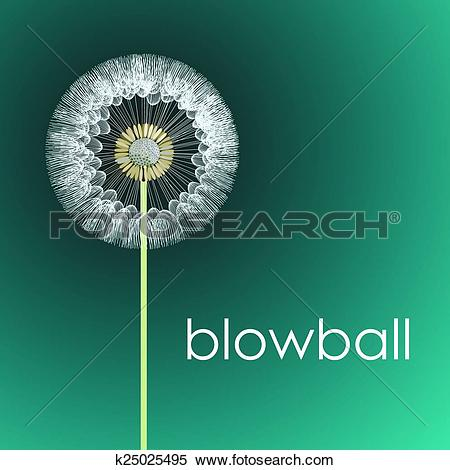 Blowball clipart #9, Download drawings