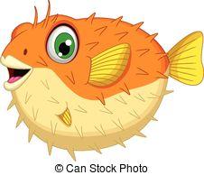 Blowfish clipart #1, Download drawings