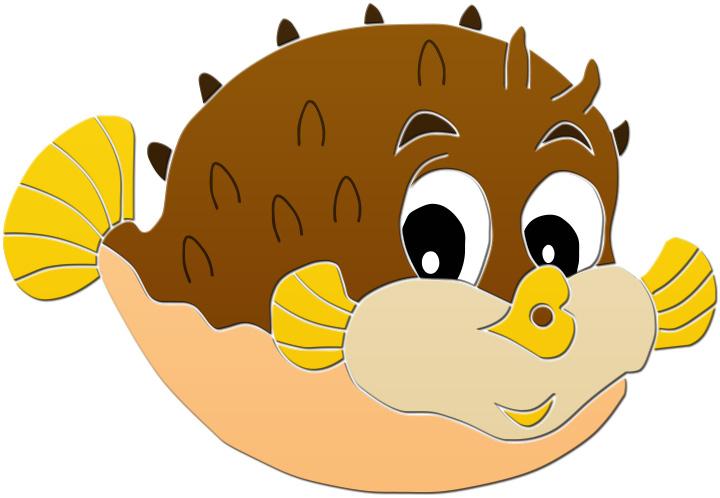 Blowfish clipart #11, Download drawings