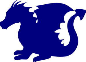 Blue Dragon clipart #20, Download drawings