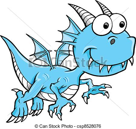 Blue Dragon clipart #7, Download drawings