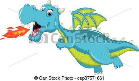 Blue Dragon clipart #12, Download drawings