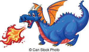 Blue Dragon clipart #14, Download drawings