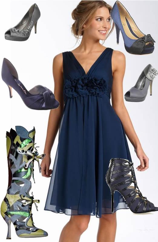 Blue Dress coloring #10, Download drawings
