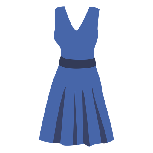 Blue Dress svg #8, Download drawings