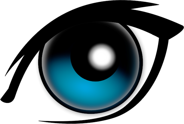 Blue Eyes clipart #6, Download drawings