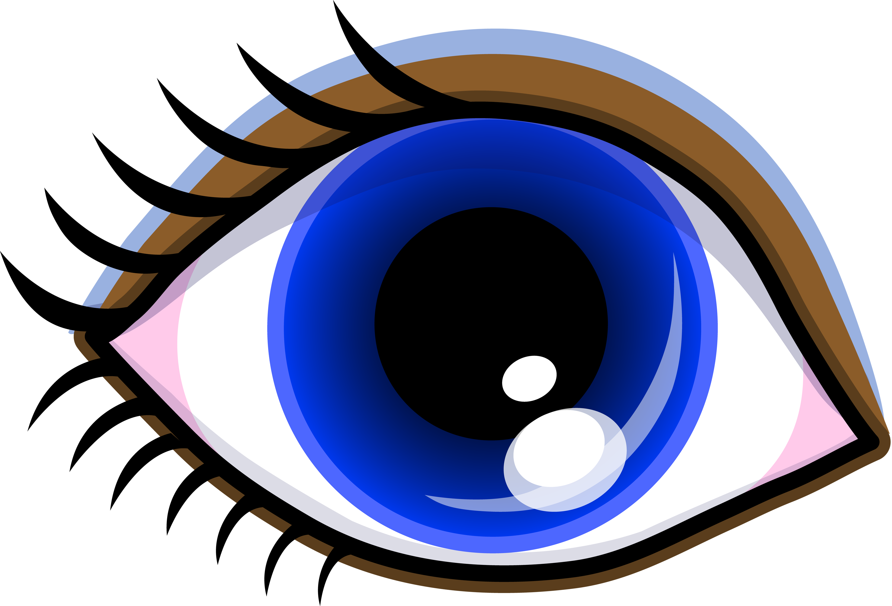 Blue Eyes clipart #9, Download drawings
