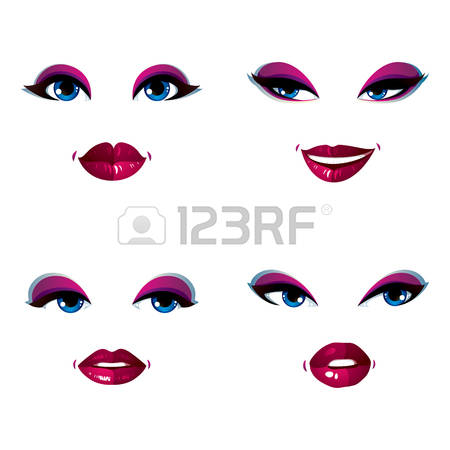 Blue Eyes clipart #4, Download drawings