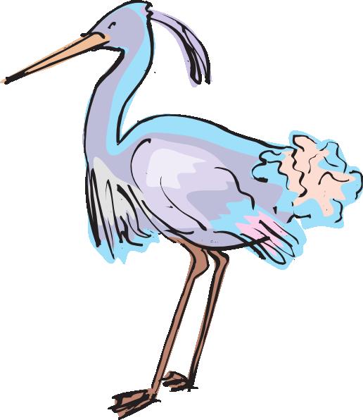 Blue Heron clipart #9, Download drawings