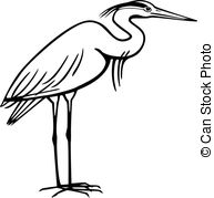 Blue Heron clipart #12, Download drawings