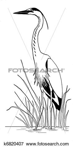 Blue Heron clipart #3, Download drawings