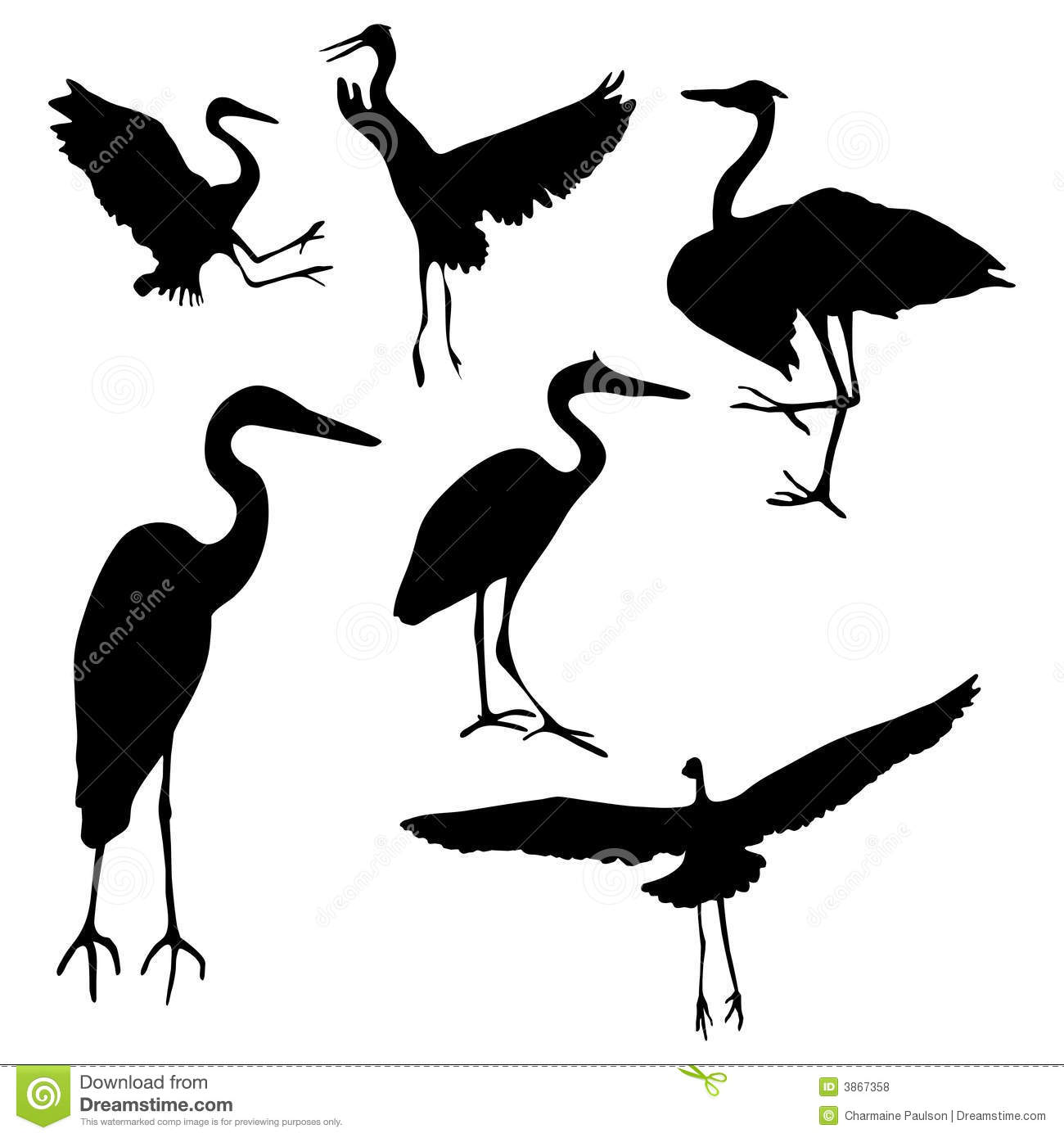 Blue Heron clipart #6, Download drawings