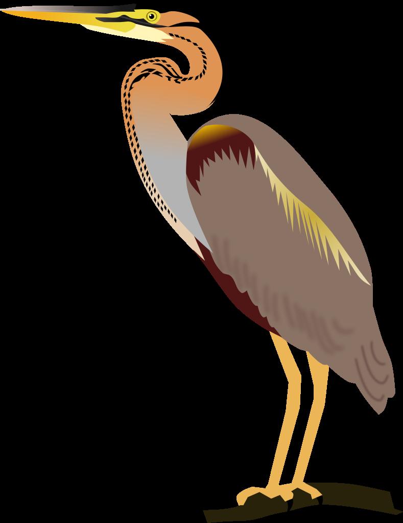 Great Blue Heron svg #14, Download drawings