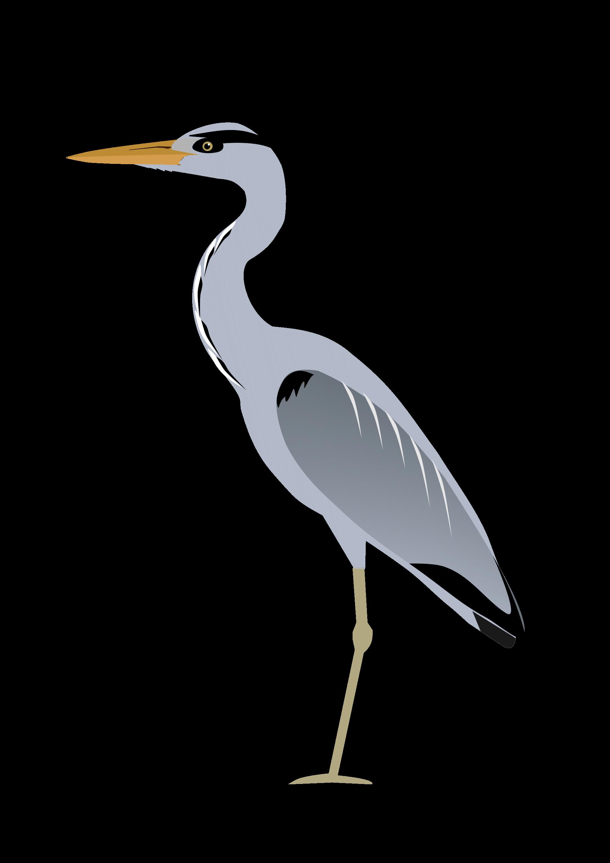Great Blue Heron svg #18, Download drawings