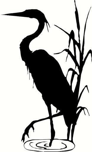 Great Blue Heron svg #7, Download drawings