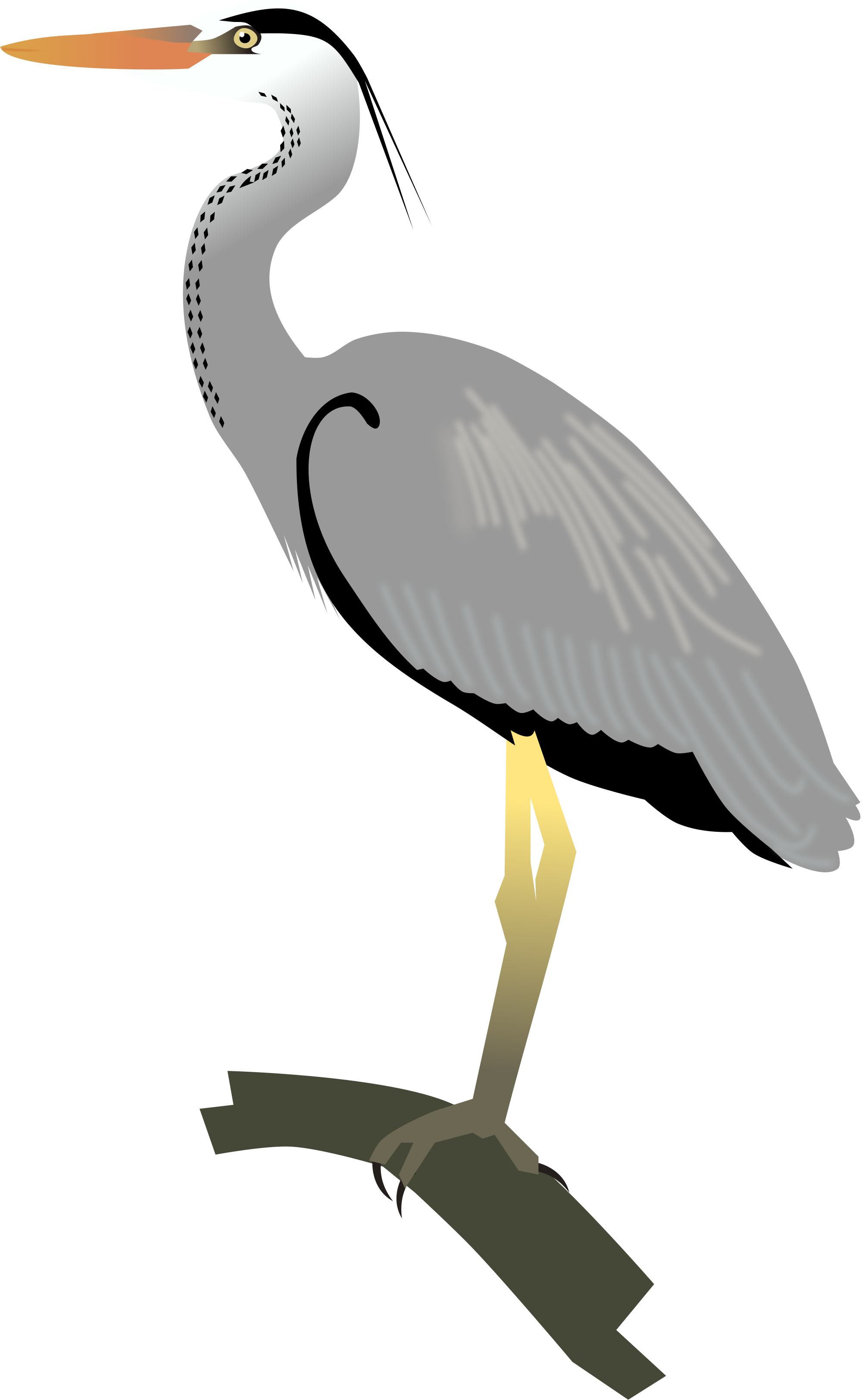 Great Blue Heron svg #15, Download drawings