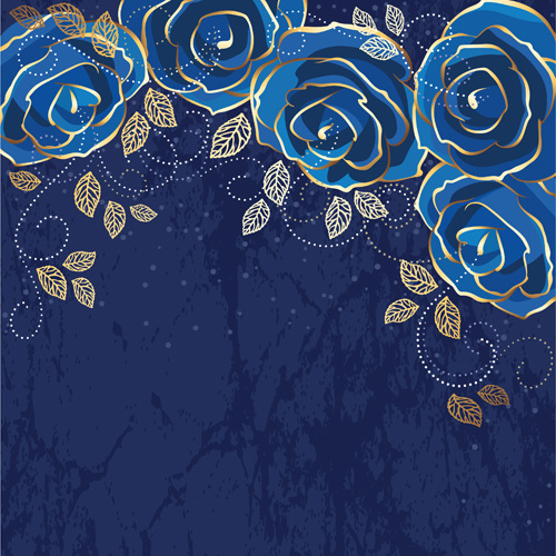 Blue Rose svg #17, Download drawings