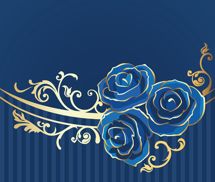 Blue Rose svg #16, Download drawings