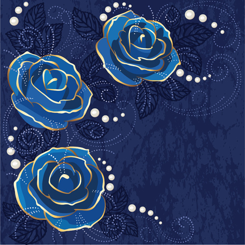 Blue Rose svg #19, Download drawings