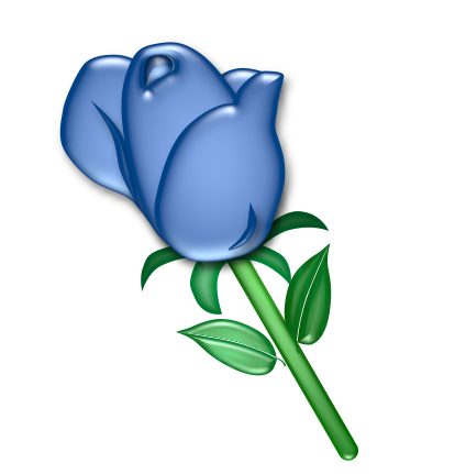 Blue Rose svg #8, Download drawings
