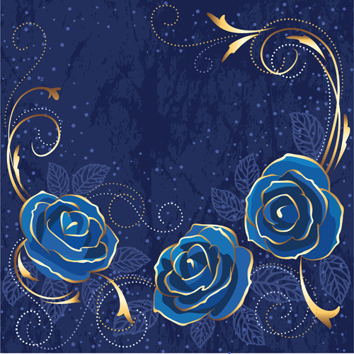 Blue Rose svg #18, Download drawings