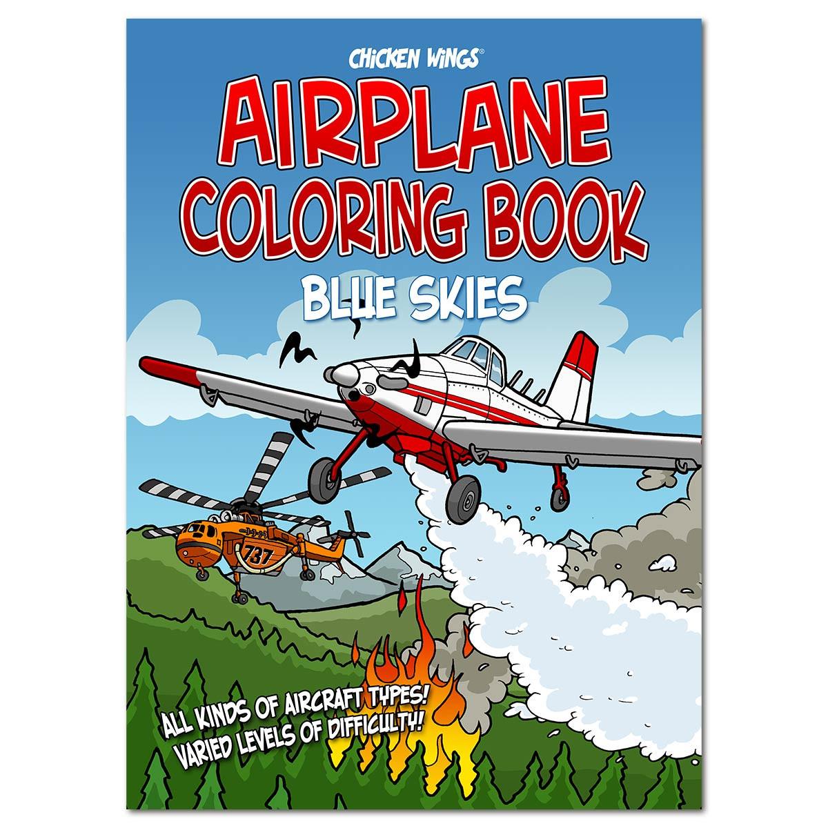 Blue Skies coloring #12, Download drawings