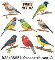 Blue Tanager clipart #20, Download drawings