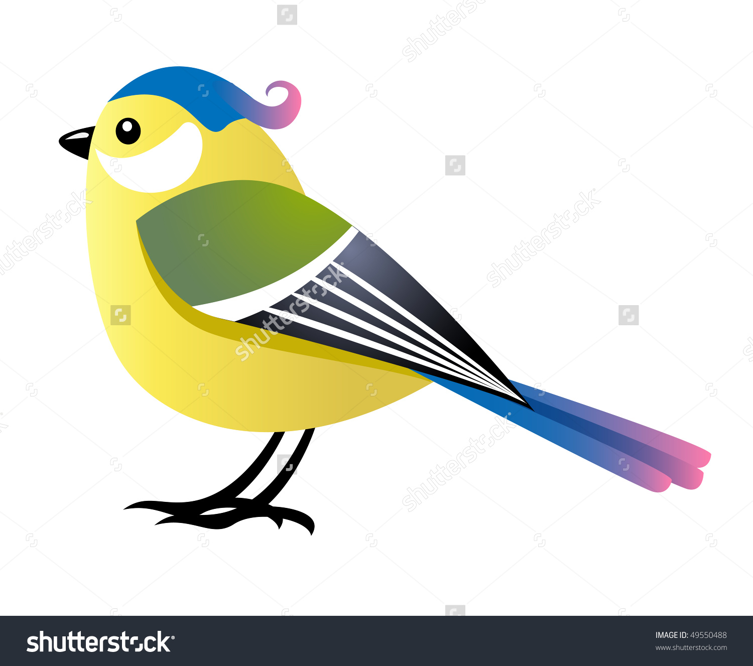 Blue Tit clipart #1, Download drawings