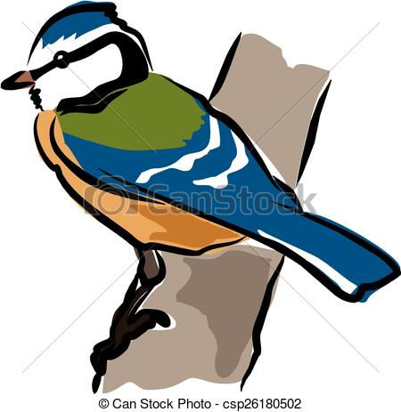 Blue Tit clipart #3, Download drawings