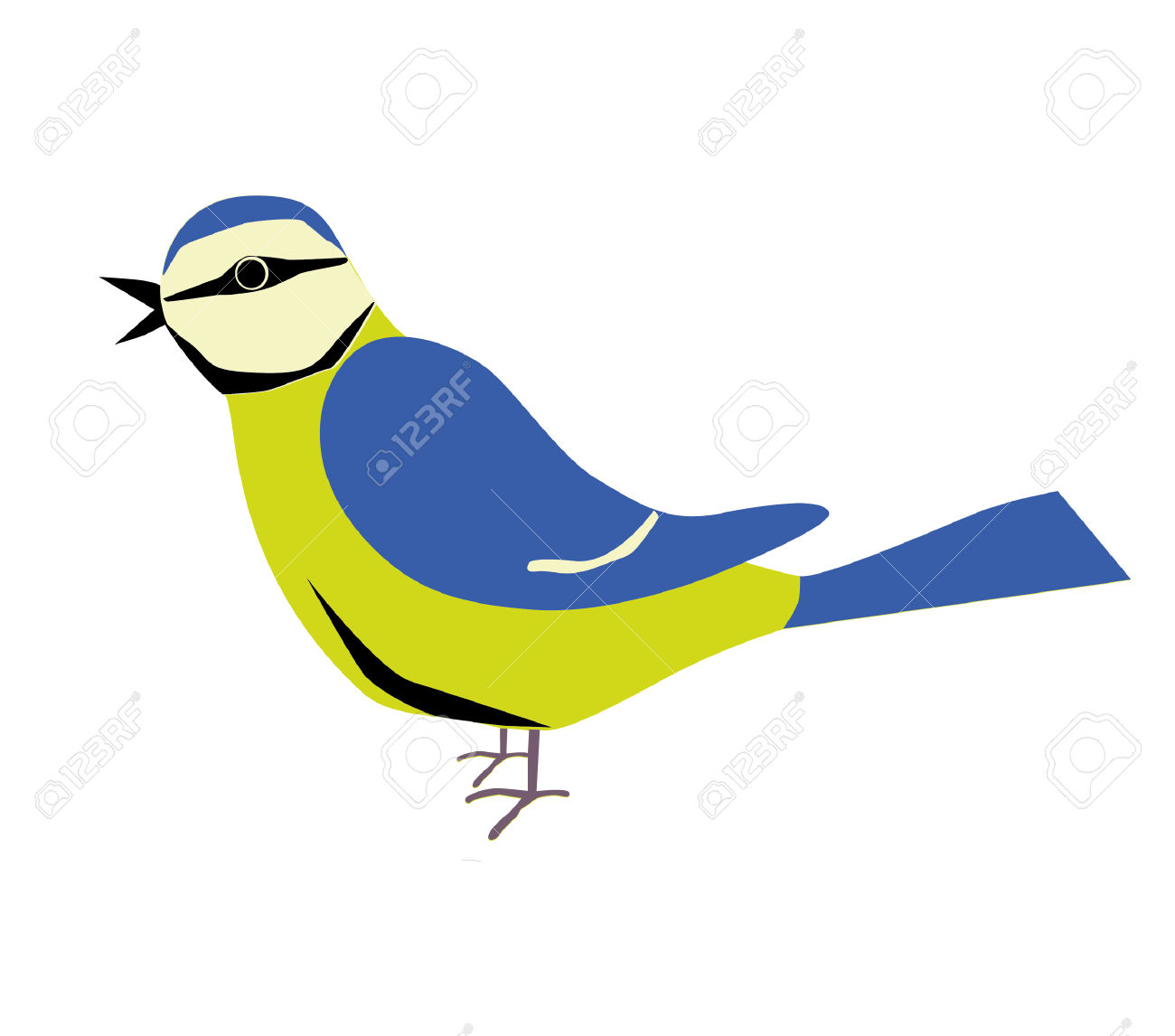 Blue Tit clipart #10, Download drawings