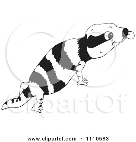 Blue-Tongue Skink clipart #8, Download drawings
