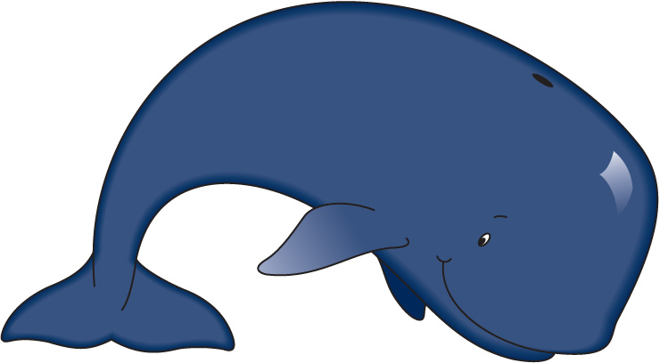 Blue Whale clipart #1, Download drawings