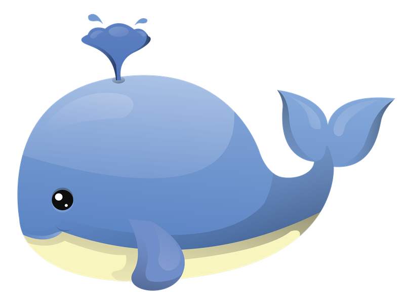 Blue Whale clipart #2, Download drawings