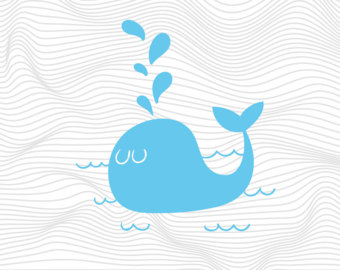 Blue Whale svg #12, Download drawings
