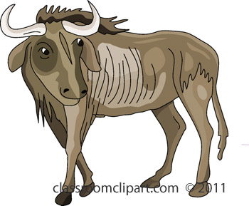 Gnu clipart #17, Download drawings