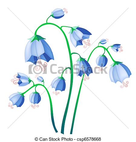 Bluebell clipart #7, Download drawings
