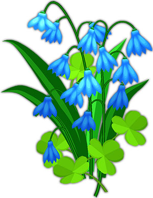 Bluebell clipart #14, Download drawings