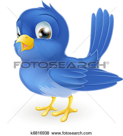 Bluebird clipart #12, Download drawings